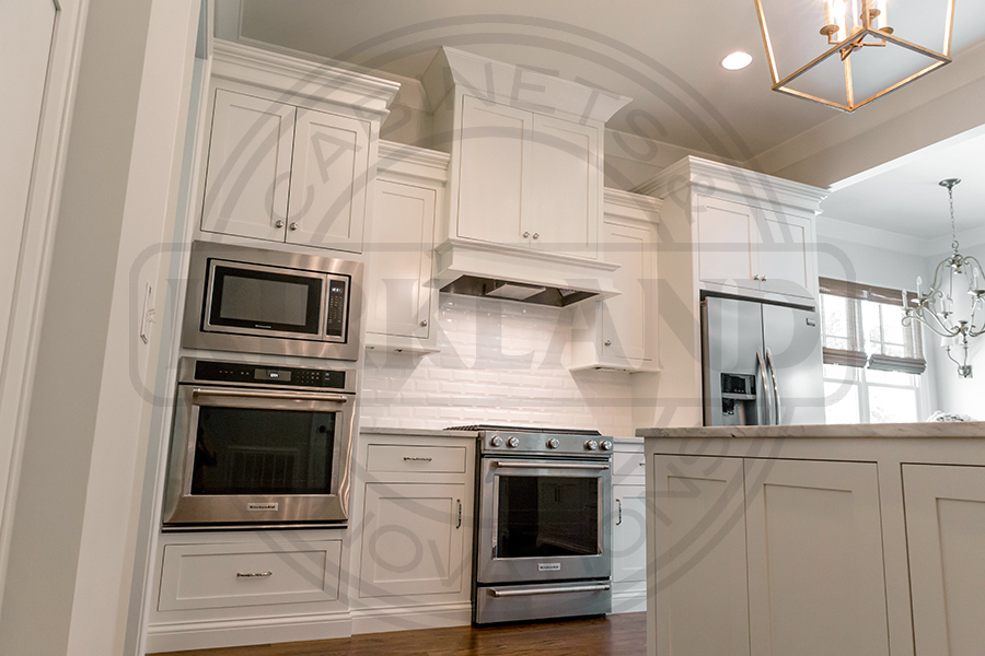 Double Oven Built in Pantry