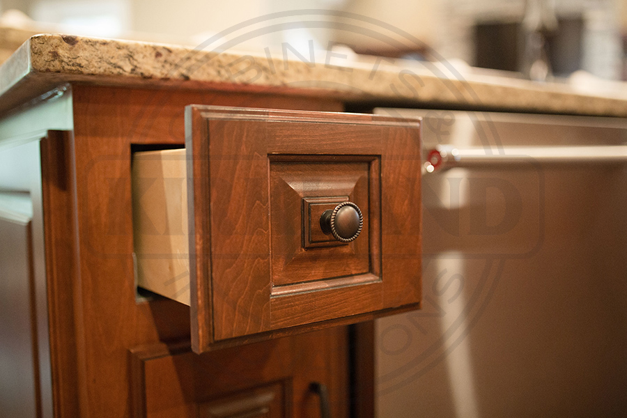 Undermount Soft Close Drawer Guides